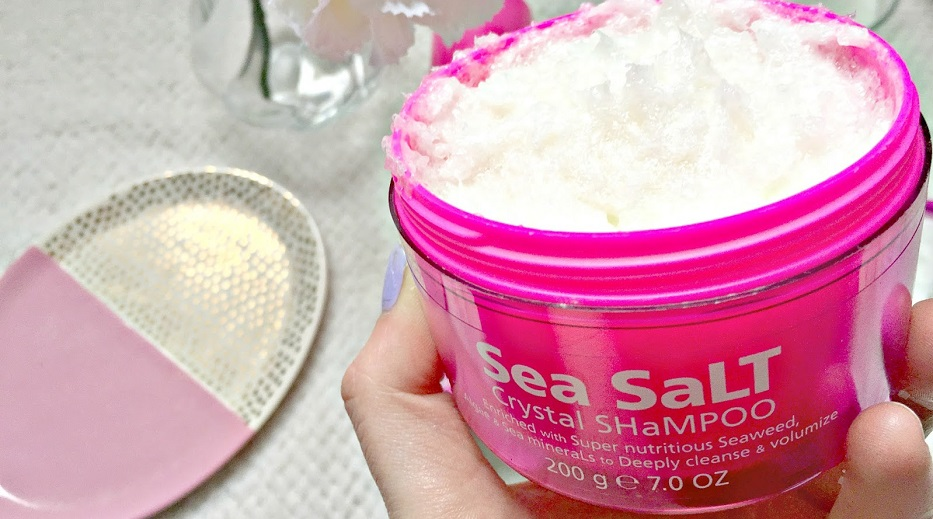 salt shampoos